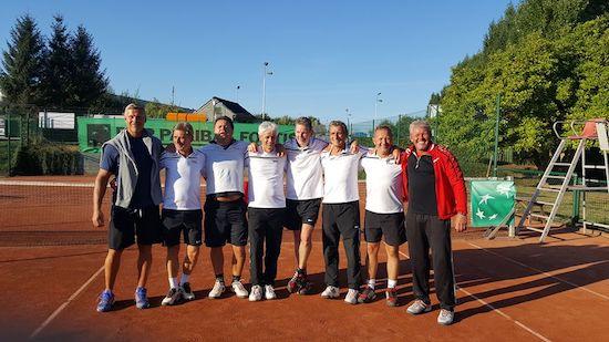 Herenteam 45 kampioen van België 2016!